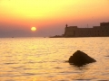 Punta Stendardo - alba