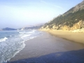 Spiaggia Le Scissure