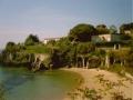 Villa e spiaggia romana di Fontania